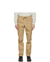 A.P.C. Beige Kaplan Trousers