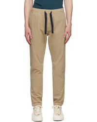 Ps By Paul Smith Beige Trousers