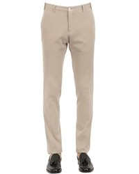 Boglioli 19cm Stretch Cotton Chino Pants