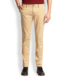Burberry Brit Skinny Fit Chino Trousers