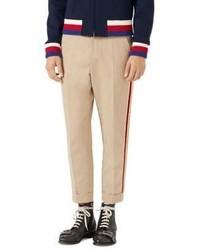 Gucci Brushed Cotton Chino Pants