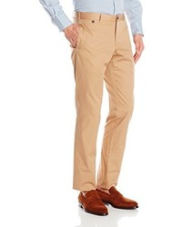 Carson Street Clothiers Washed Cotton Chino 30 Camel