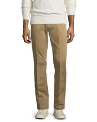 Tom Ford Classic Chino Pants Tan