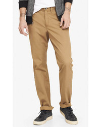 Express Classic Fit Stretch Chino Pant