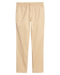 Polo Ralph Lauren Classic Tapered Fit Elastic Waist Chinos