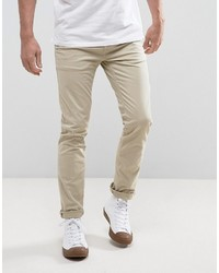Nudie Jeans Co Slim Adam Chino Sand