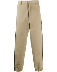 Diesel Contrast Stripe Trousers