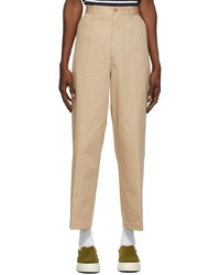 Comme des Garcons Homme Cotton Chino Trousers