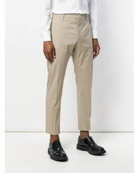 Prada Cropped Slim Chinos