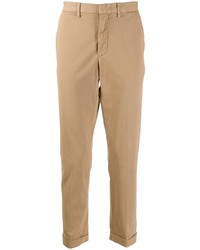 Z Zegna Cropped Trousers