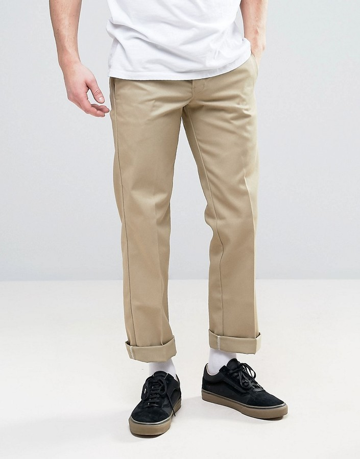 ... Dickies 873 Work Pant Chino In Straight Fit