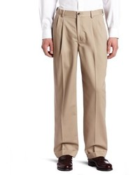 Dockers Comfort Waist Pleated Khaki Pant