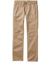 Gap Factory Lived In Slim Fit Khakis