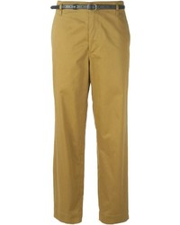 Golden Goose Deluxe Brand Belted Chinos
