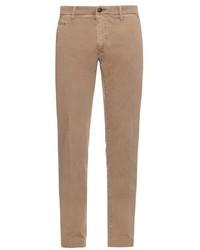 Jacob Cohen Jacob Cohn Bobby Slim Fit Cotton Blend Chino Trousers