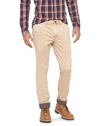 Household Essentials Jeffrey Max Slim Straight Stretch Chino