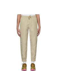Rochambeau Khaki Jogger Trousers