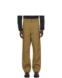 Snow Peak Khaki Takibi Duck Pants