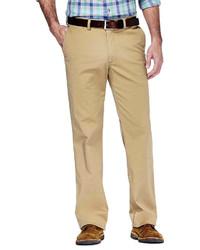 Haggar Life Khaki Slim Fit Pants