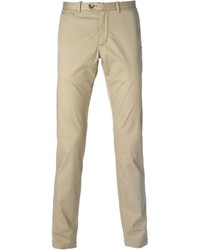 Michael Kors Michl Kors Slim Chino Trousers