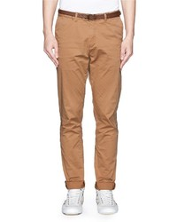 Nobrand Pima Cotton Chino Pants
