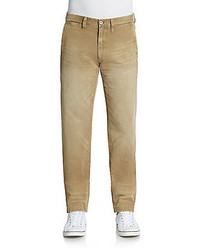 PRPS Selvedge Khaki Pants