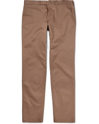 Paul Smith Ps By Slim Fit Stretch Cotton Twill Trousers