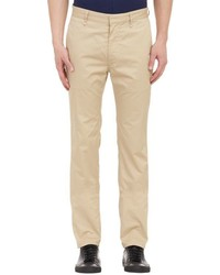 Rag and Bone Rag Bone Sateen Chinos Nude