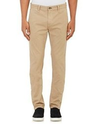 Rag and Bone Rag Bone Standard Issue Chinos Nude