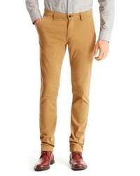 Hugo Boss Schino Slim D Slim Fit Cotton Chino Pants 3032 Red