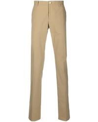 Etro Slim Cut Cotton Chino Trousers