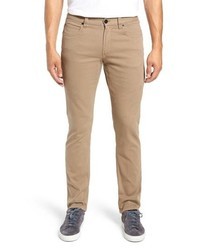 Bugatchi Slim Fit Straight Leg Pants