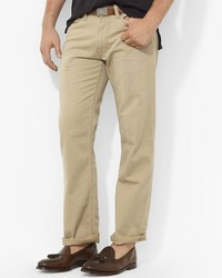 Polo Ralph Lauren Straight Fit Five Pocket Chino Pant