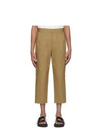 Tibi Tan Myriam Nerd Trousers