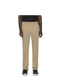 Fendi Tan Stretch Chino Trousers