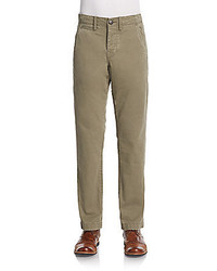 True Religion Utility Cotton Chino Pants