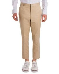 Thom Browne Unconstructed Cotton Chinos