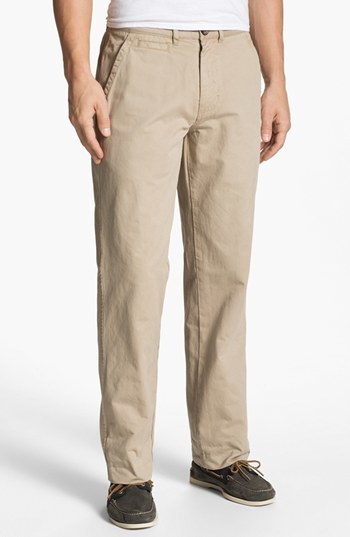 Vintage 1946 Military Relaxed Fit Chinos Khaki 42