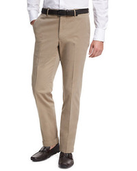 Incotex Yarn Dyed Drill Chino Pants