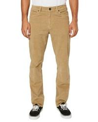 O'Neill Adams Five Pocket Corduroy Pants