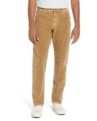 AG Everett Straight Leg Corduroy Pants