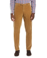 Zanella Parker Stretch Cotton Trousers