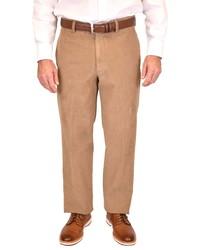 Berle Charleston Cotton Corduroy Dress Pants