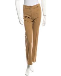 Celine Cline Camel Hair Pants
