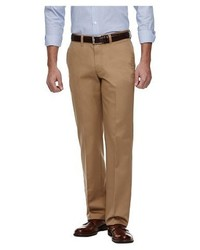 Haggar H26 No Iron Straight Fit Premium Trouser