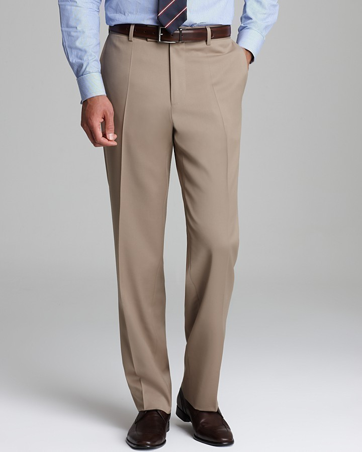 Trousers Classic Fit