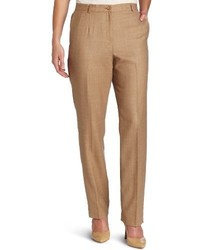 Pendleton Petite Worsted Flannel True Fit Trousers