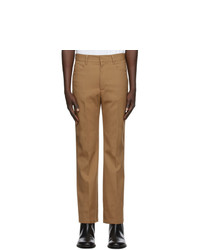 Sunflower Tan French Trousers