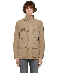 Belstaff Beige Field Vintage Jacket