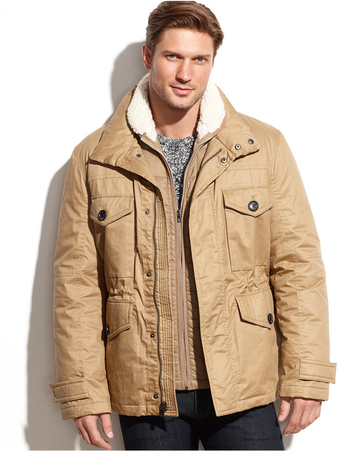 Buy Michael Kors Field Jacket Off74 Discounted